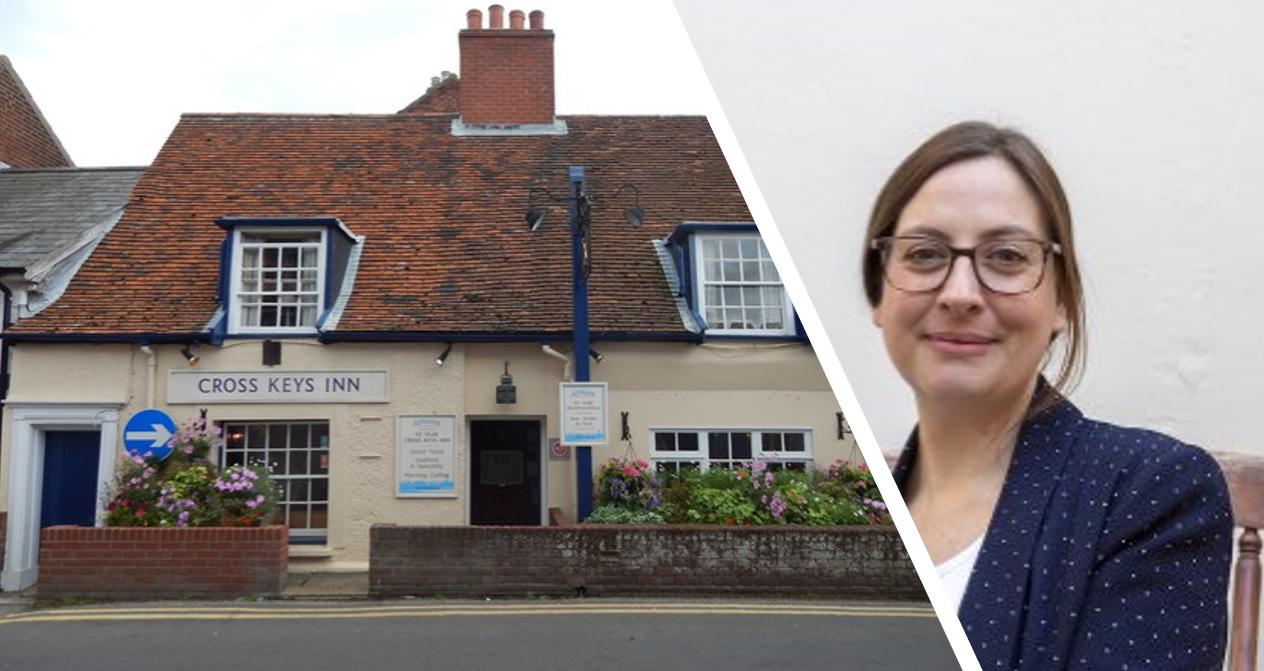 Refurbished Aldeburgh pub welcomes new manager