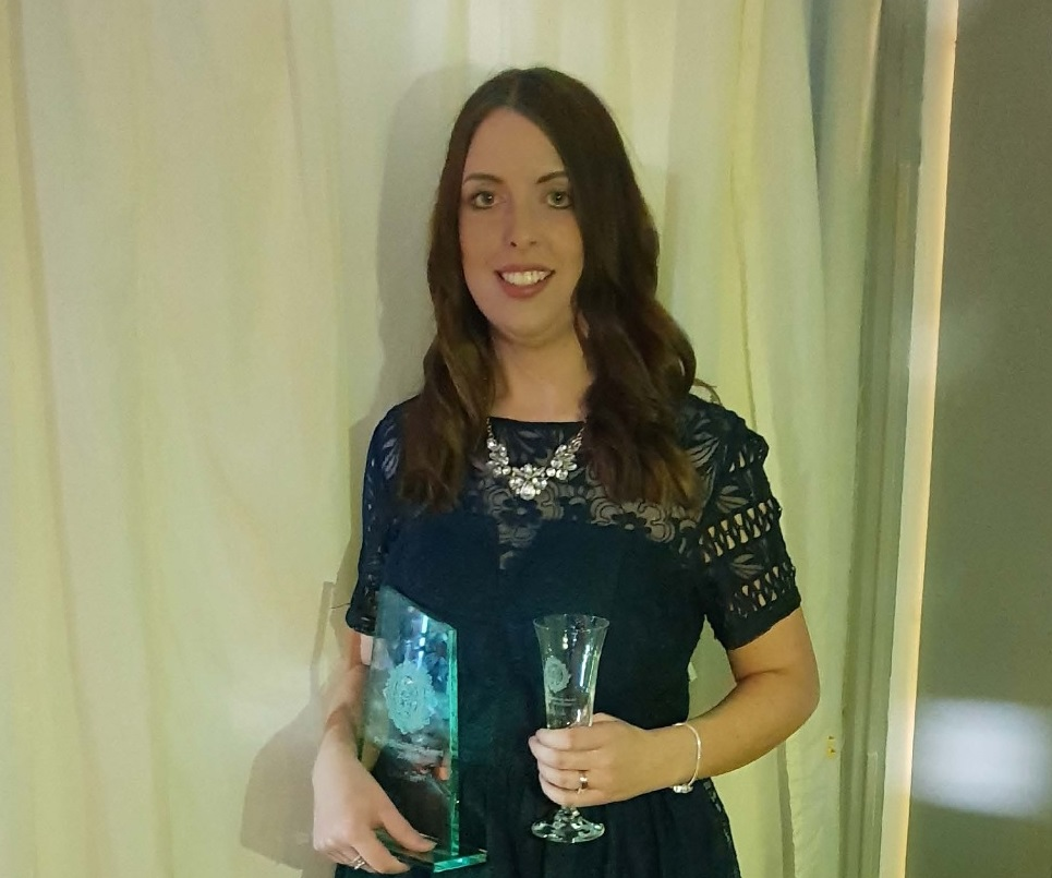 Insurance executive recognised for excellence at regional awards