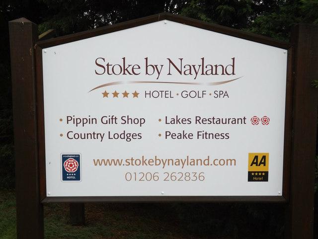 Stoke By Nayland Hotel