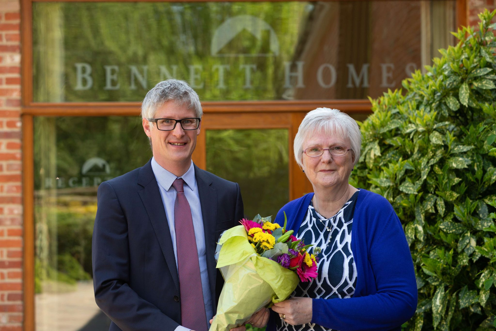 Denise retires after 50 years at Bennett Homes