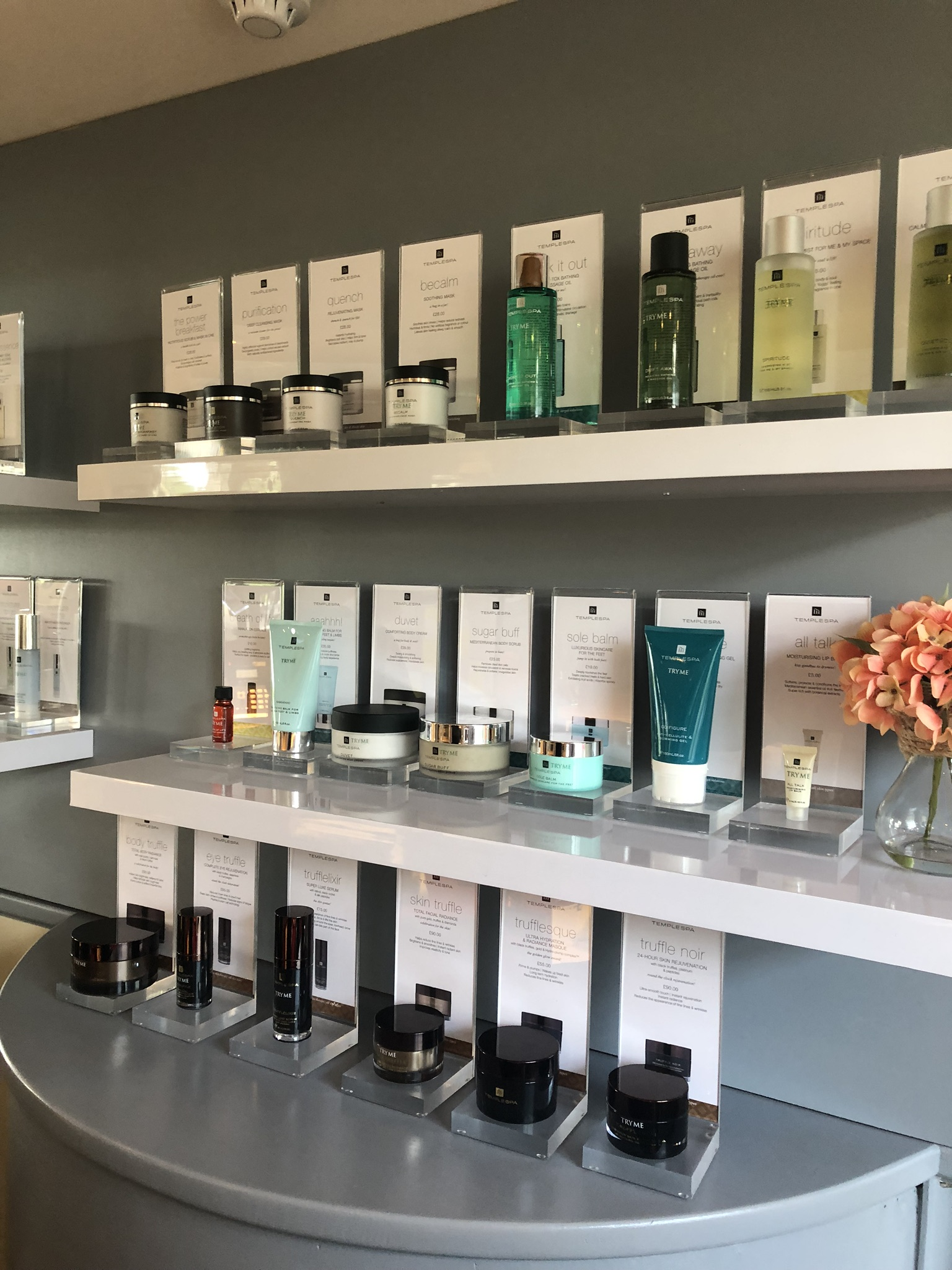Suffolk hotel and spa teams up with luxury skincare range