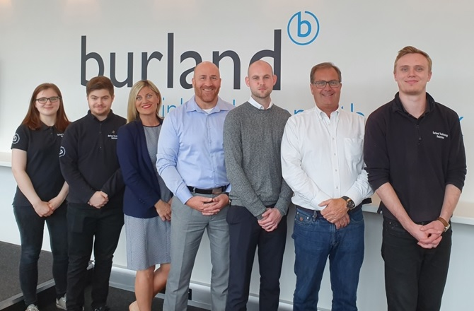 Burland Technology Solutions expands