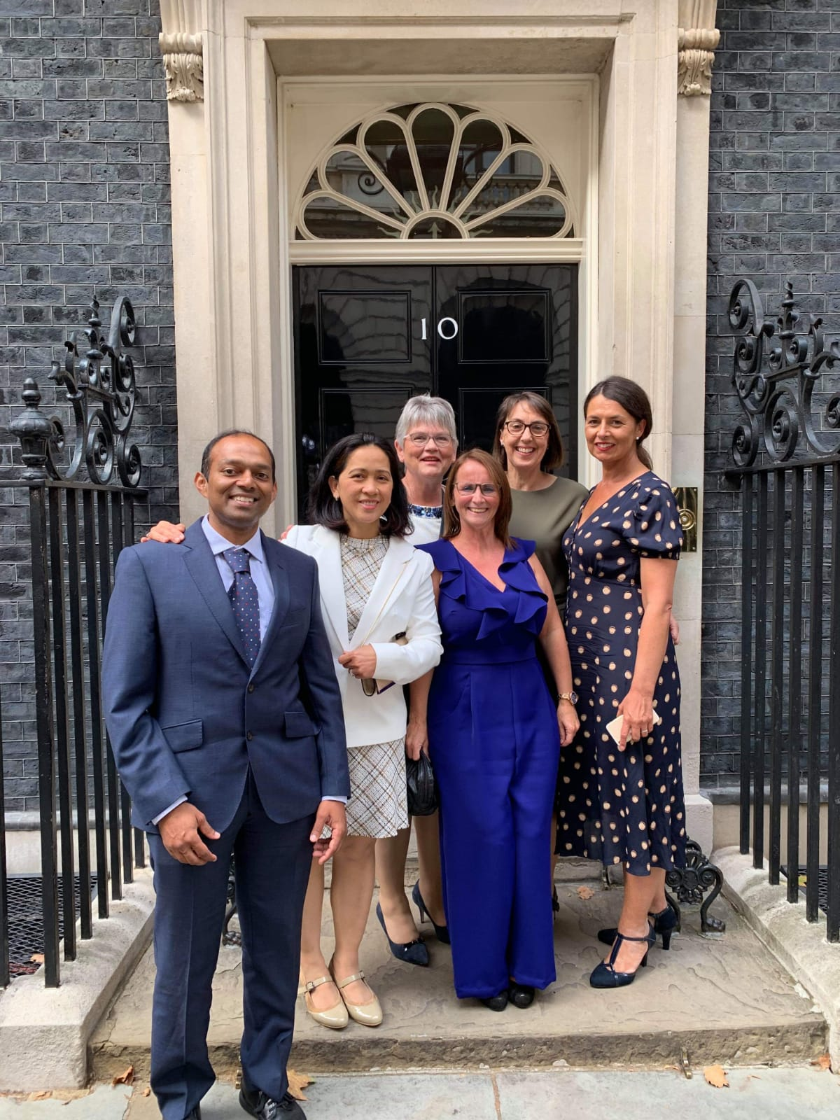 West Suffolk NHS staff invited to 10 Downing Street