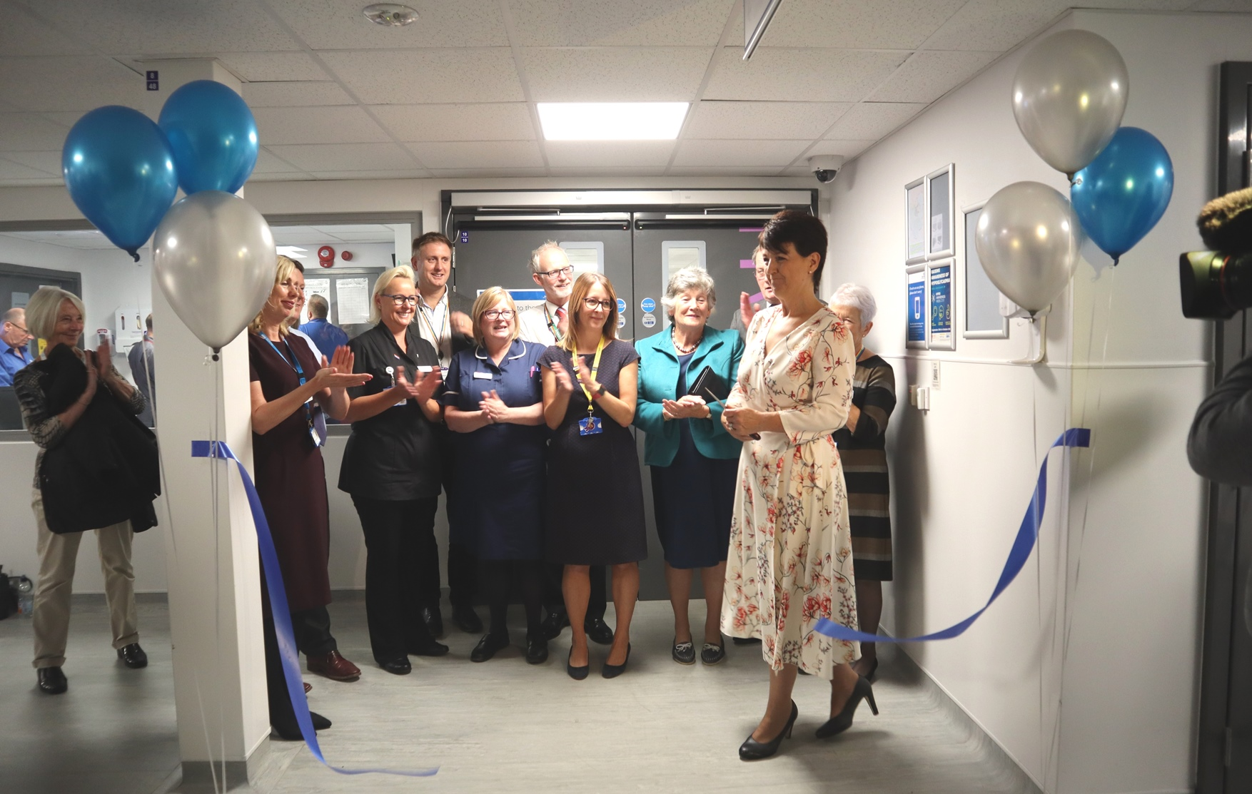 Completion of new unit that's transforming emergency care