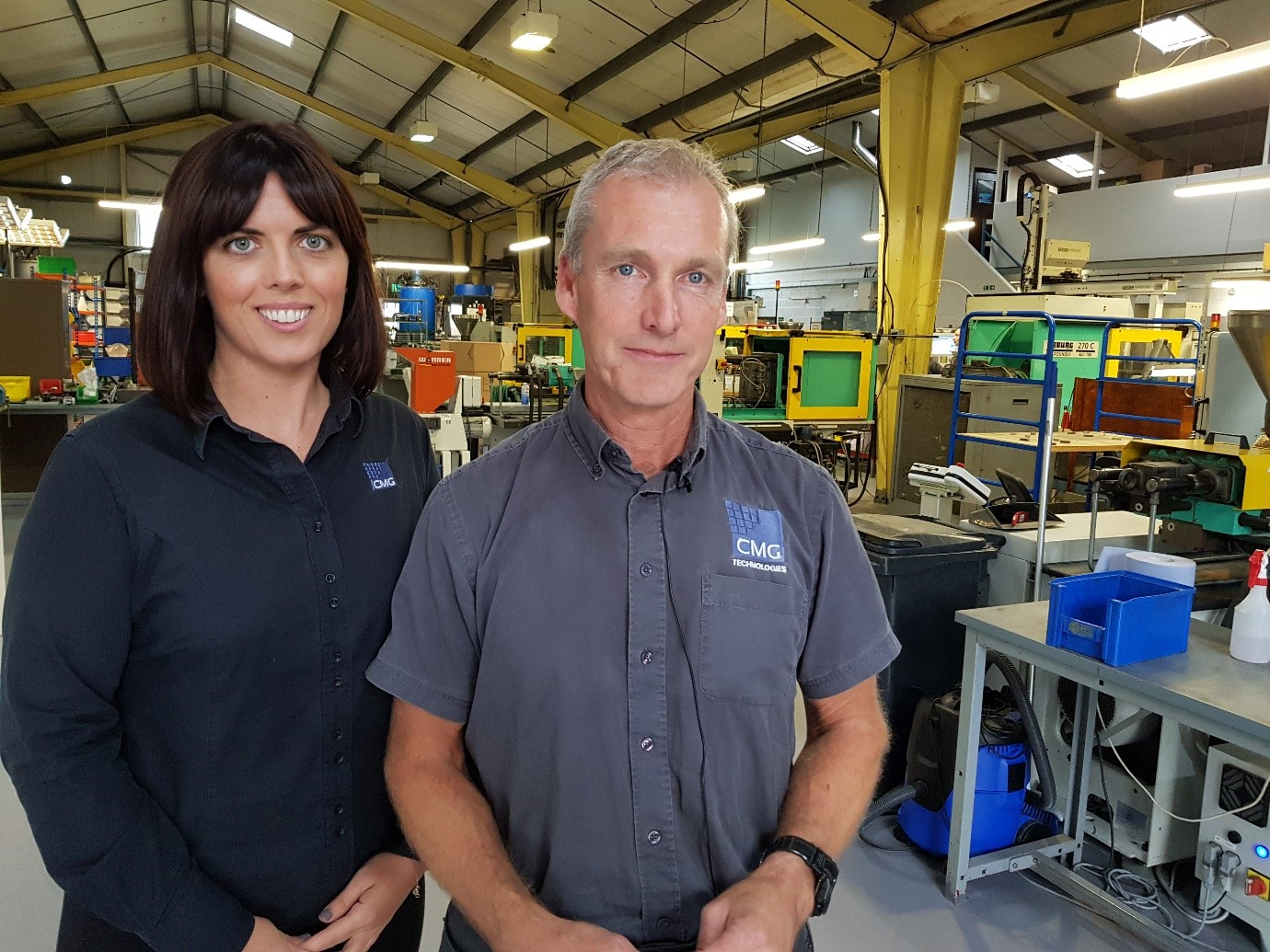 Suffolk manufacturer features in Made in Britain TV show