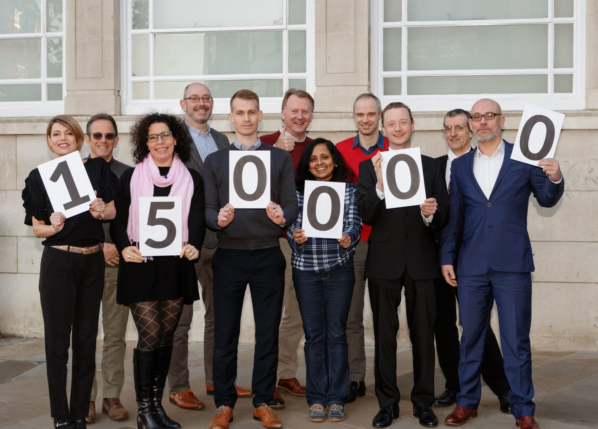 Inform Direct celebrates 150,000 customer milestone