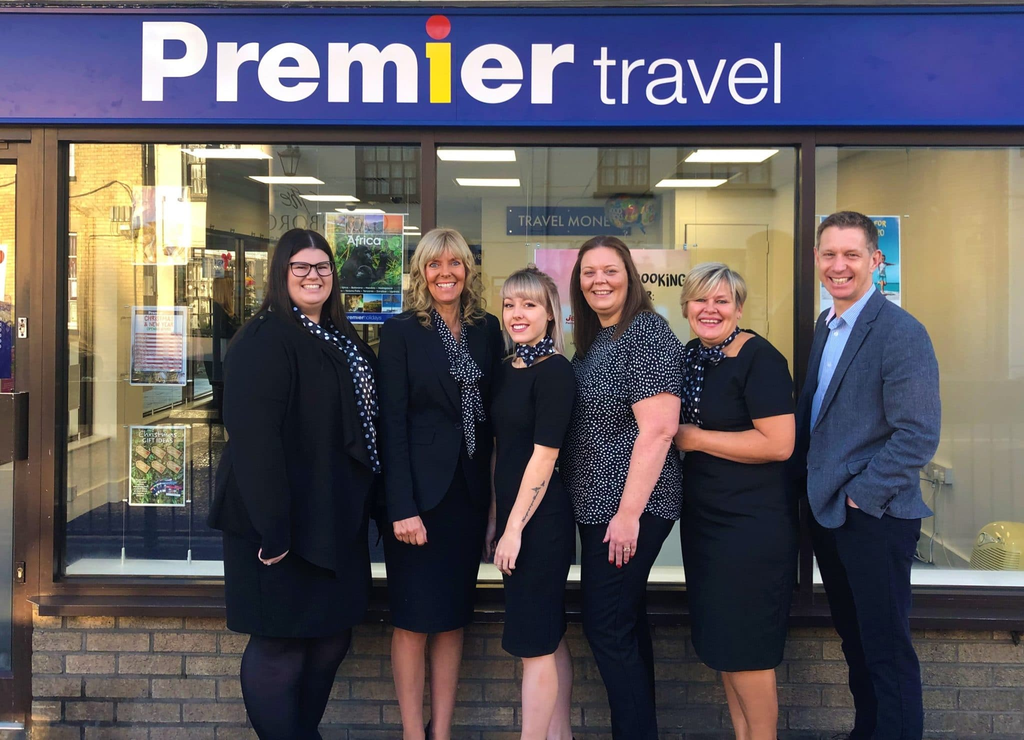 New Premier Travel branch in Sudbury hires Thomas Cook staff