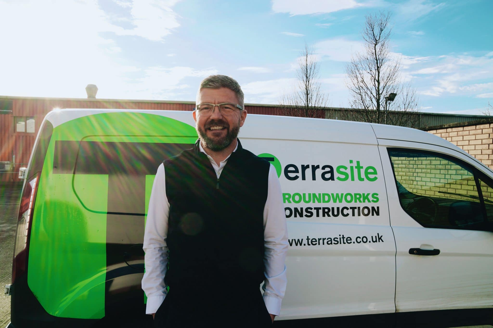 Expanding Terrasite moves to new premises in Ipswich