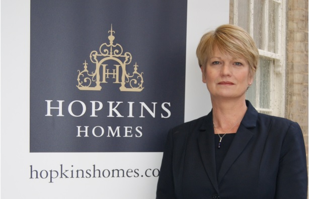 New customer care manager for Hopkins Homes
