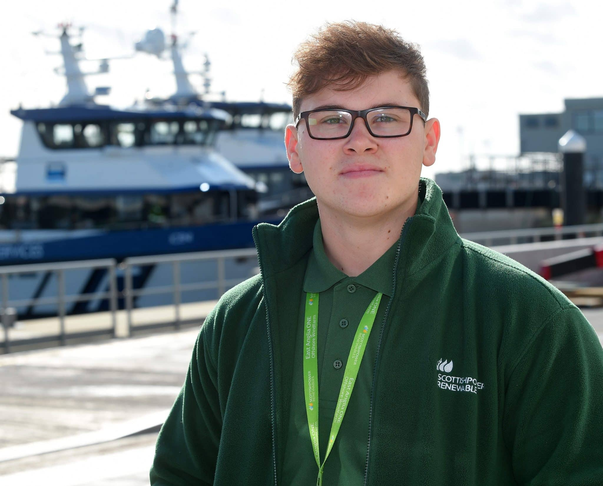 Apprenticeship boost from East Anglia ONE windfarm