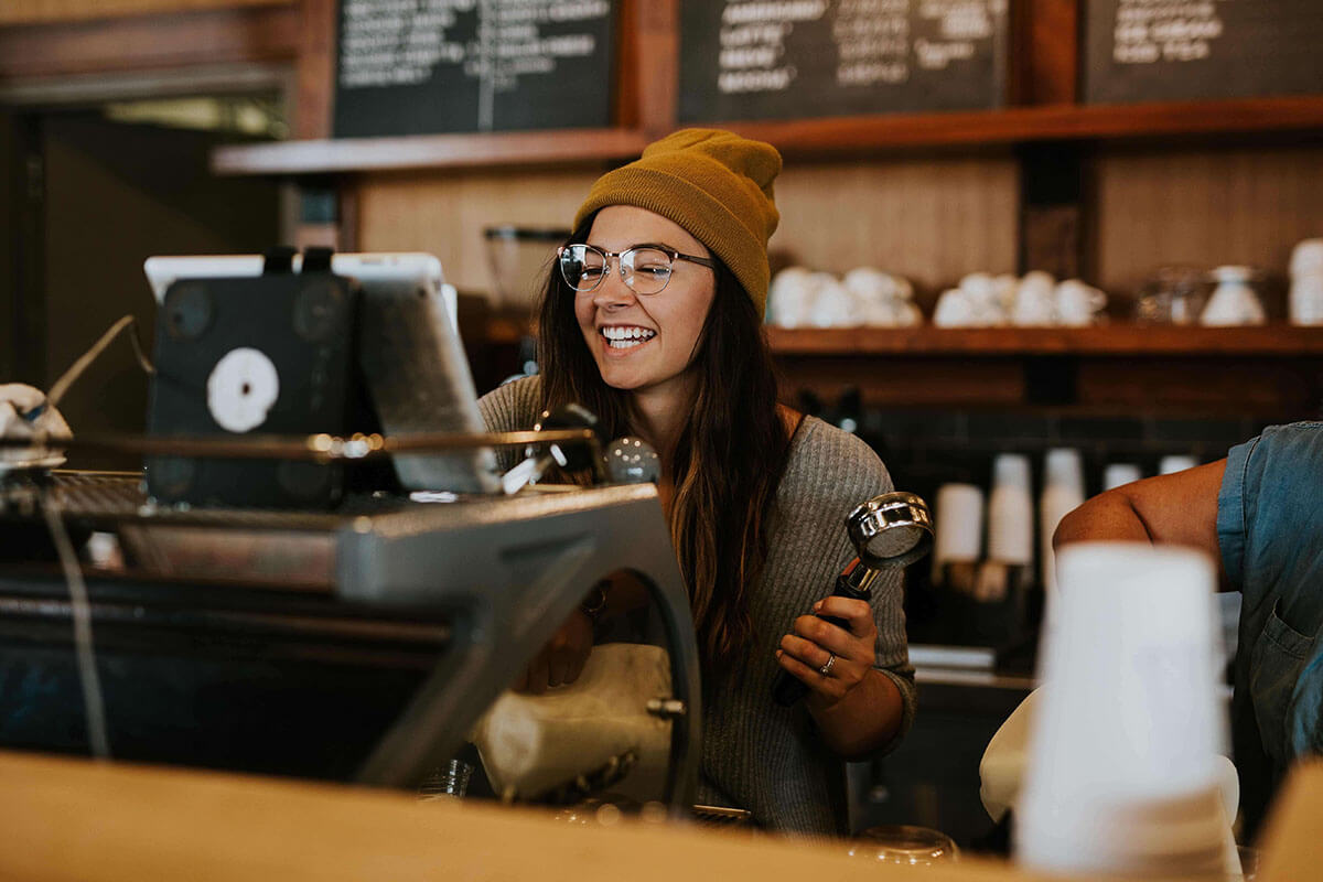 How coffee makes your cafe more productive