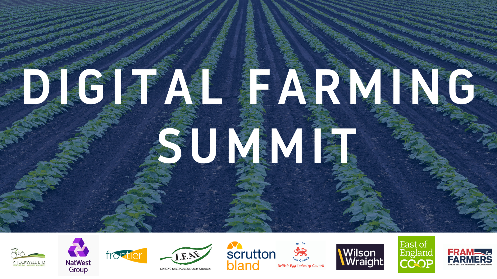 Scrutton Bland leads Digital Farming Summit
