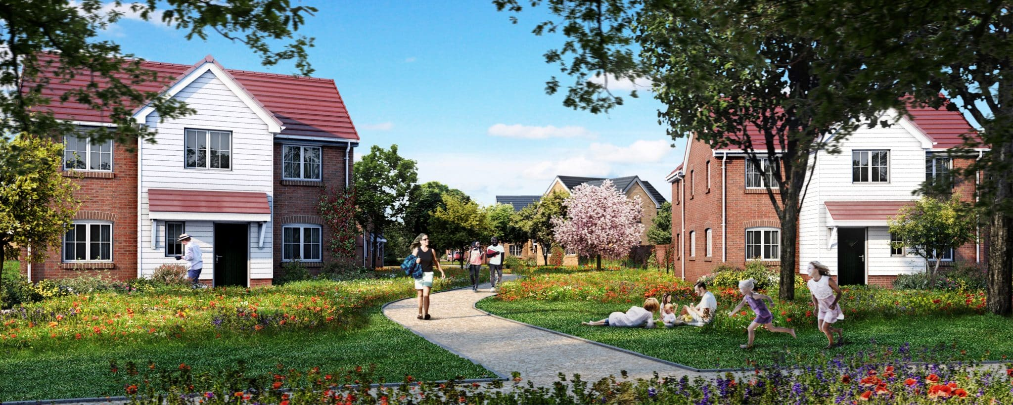 Bellway to build 330 homes at Marham Park, Bury St Edmunds