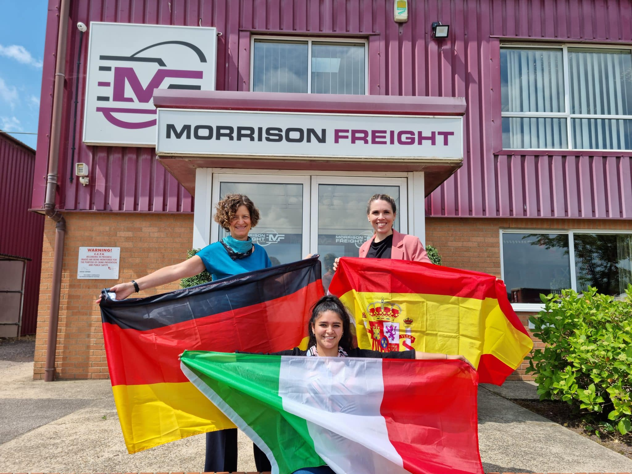Freight company hires multilingual staff to bolster European offering